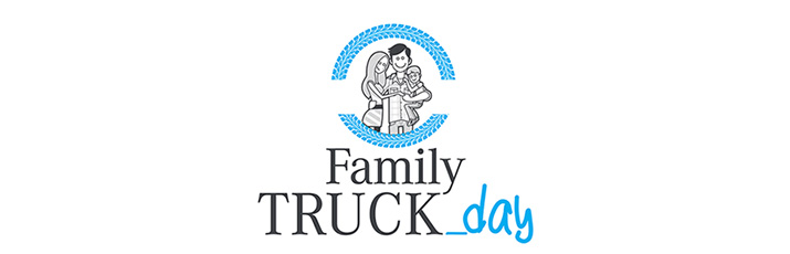 Logo Family Truck Day MBM