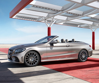Oferta Mercedes Clase C Cabrio 220 d con Mercedes-Benz Alternative