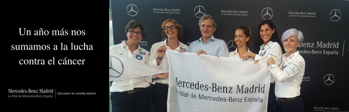 Reto Pelayo 2017 Mercedes Madrid