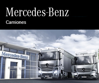 Camiones Mercedes-Benz en Madrid