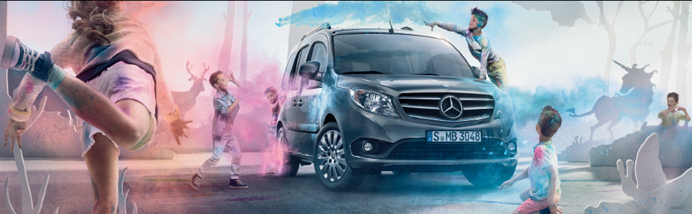 Contacto Mercedes-Benz Madrid