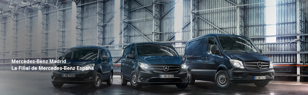 Contacto Vans Mercedes-Benz Madrid